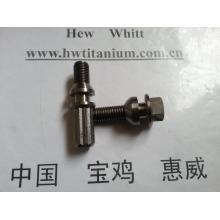 titanium wheel bolt for car