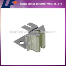 Hot-selling elevator spare parts weight guide shoe/lift guide shoe