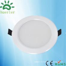 Hot sale haute qualité blanc mince plafonnier 100-240v 4 pouces smd5730 9w led downlight globe