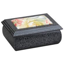 Новый тип деревянный Античная Коробка ювелирных изделий для подарка
