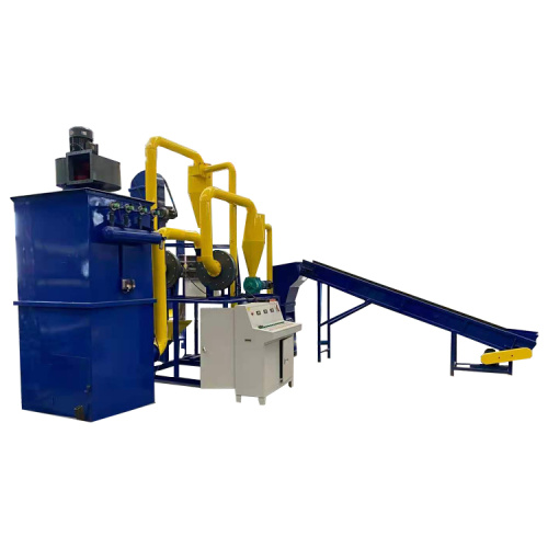 Pcb Circuit Board Crushing Recycling Production Line