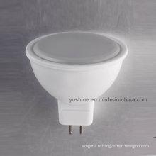 Spot à LED MR16 120V 6W avec Base Gx5.3