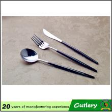 Grupo de Cutlery barato feito de aço inoxidável do produto comestível