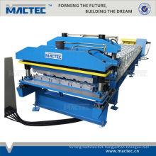 European standard Automatic corrugated metal roof panel machine