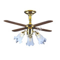 Dollhouse Miniature ceiling fan LED bulbs