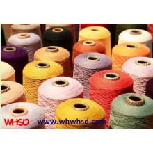 2/32 teint le fil mélangé de cachemire de fil comme le fil acrylique pour le tricotage à la main