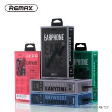 Remax RB-T17 single business Bluetooth call earphone true wireless stereo earphones