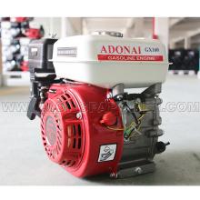 Gx160 5,5 PS Multifunktions-Benzinmotor mit Gewinde und Keilwelle