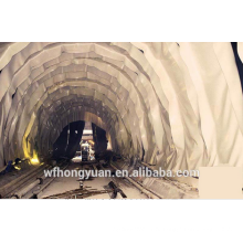 Мембрана PVC делая водостотьким тоннеля с отличным качеством