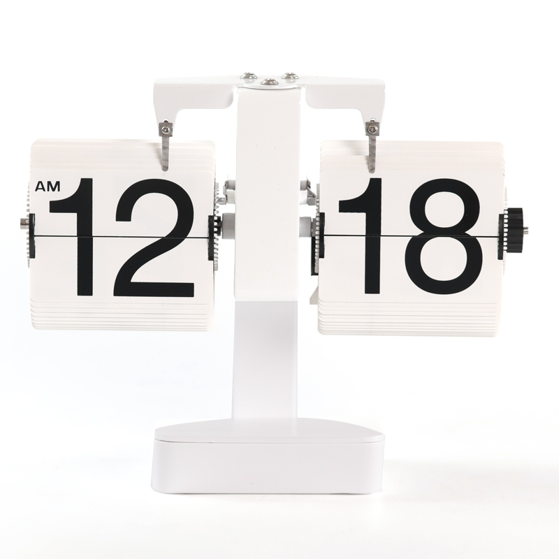 Table Lamp With Clock