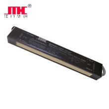 Controlador de luz de línea LED delgada gris CE RoHS