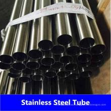 Tubo sin costura de acero inoxidable ASTM A213 para intercambiador de calor