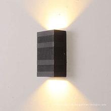 3W 10W LED-Wandleuchte zur Wandmontage