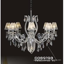 Guest Room Crystal Modern Chandelier Light