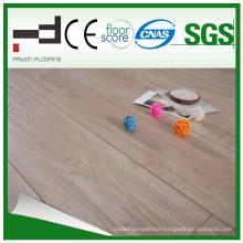 12mm Oak Gold Eir Sparking Wax V-Bevelled European Style Water Proof Laminate Floor