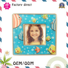 11X14 Photo Wood Frame with Mat for 8X10 Picture Black Color Supplier
