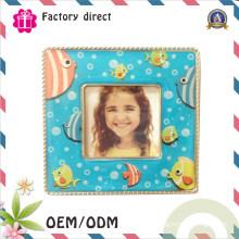 11X14 Фото деревянная рамка с ковриком для 8X10 Изображение Черный цвет Поставщик