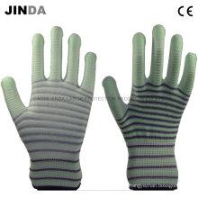Полиуретановые защитные гуаниты Промышленные перчатки (PU003)