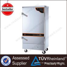 Gaststätte-Küchen-Ausrüstungs-elektrischer tragbarer großer Nahrungsmitteldampfer-Energieeinsparungselektrischer Nahrungsmitteldampfer