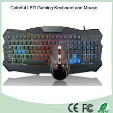 Productos informáticos Juego de teclado con cable y ratón combinado conjunto (KB-903EL)