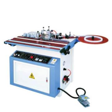 Máquina manual de la venda del borde del uso de la carpintería para los muebles del panel