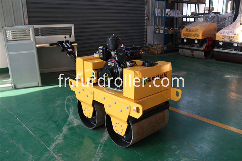 FYL-S600C Mini Road Roller