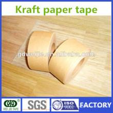 Fita adesiva de papel Kraft reforçada autoadesiva