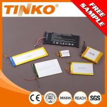 tinko полимера лития 3.7V 103450