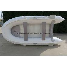 Preço do barco inflável dobrável PVC