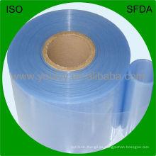 Hoja de PVC transparente