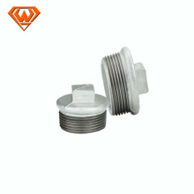 BS GI malleable iron pipe fittings