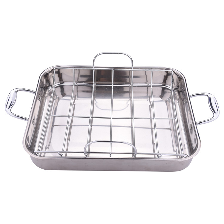 Roaster Pan With Rack