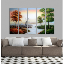 Modern Beautiful Landscape Oil Painting on Canvas