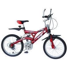 "20 ""Doble Suspenson 18 Velocidad Bicicleta"