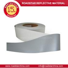High visibility 100% cotton reflective flame retardant fabric