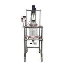 30L laboratory good Filter Reactor With PTFE plate