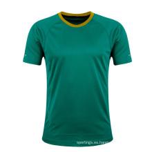 comfotable mejor calidad barata camiseta al por mayor personalizada