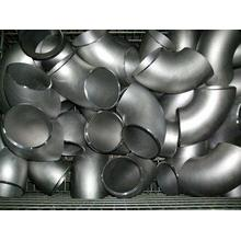 Butt Welding Besar Diameter 90 derajat Seamless Stainless Steel Elbow