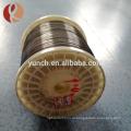 Китайский поставщик 0,025 мм сопротивление чистого никеля проволока для продажи