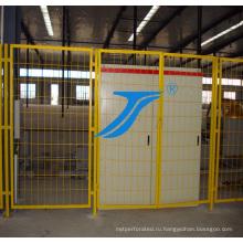3D забор сварная Weire забор, оцинкованная сетка Заборная