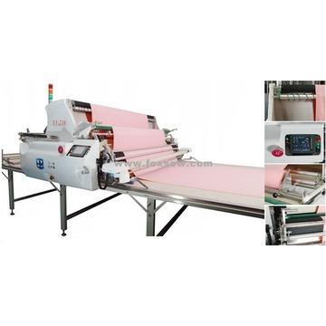 Máquina de espalhar automática para malha e tecido