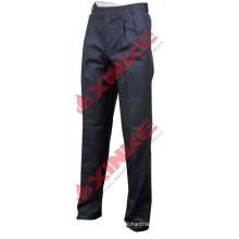 cotton and nylon material PPE Flame retardant pants for men's uniform