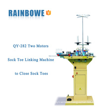 QY-282 Two Motors Sock Toe Linking Machine to Close Sock Toes