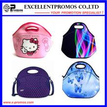 El nuevo diseño embroma el bolso termal del almuerzo del neopreno de la escuela (EP-NL1608)