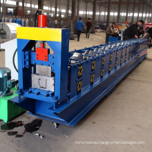 xinnuo roll forming machine water gutter used gutter machine for sale botou factory made in china