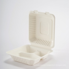 Disposable Eco-friendly Paper Foodware Lunch Box