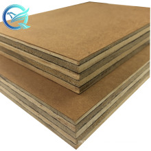 Qinge mdo plywood panels 1220x2440mm poplar core mdo film face plywood for advertising
