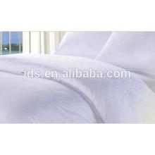 Home satin stripe literie textile et hôtel 100% coton tissu