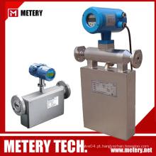 Medidor de vazão de massa biogás Metery Tech. China