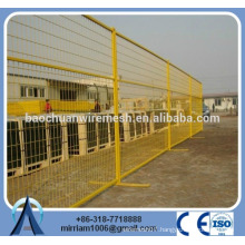 2014 Hot Sale High Quality Temporary Galvanized Fence In Anping